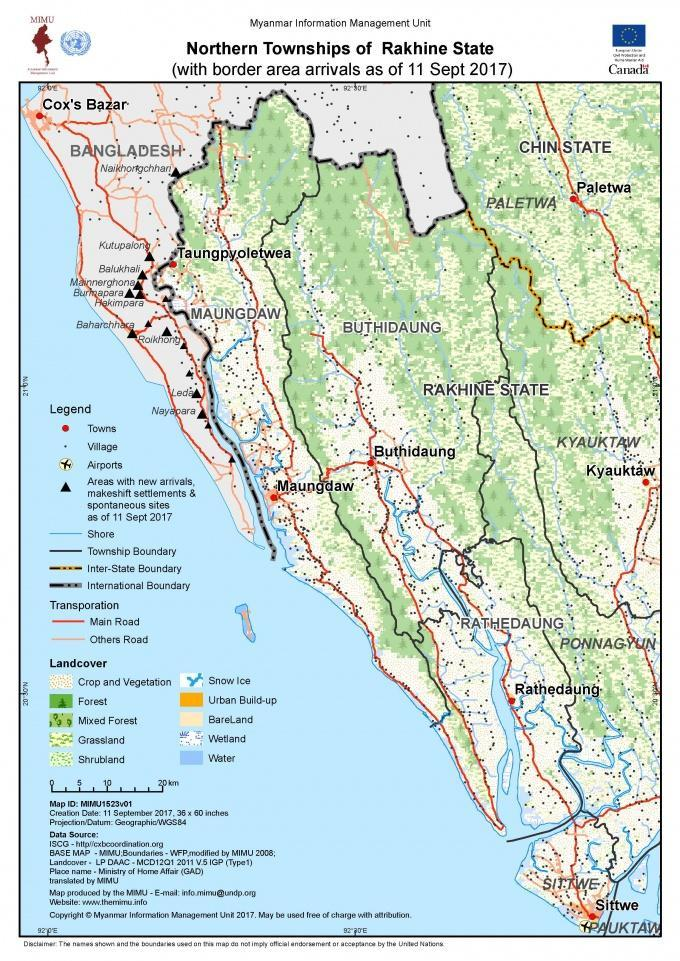 State_Map_TS_Northern_Townships_of_Rakhine_State_with_border_areas_as_of_11Sept2017_MIMU1523v01_14Sep2017_A4_0