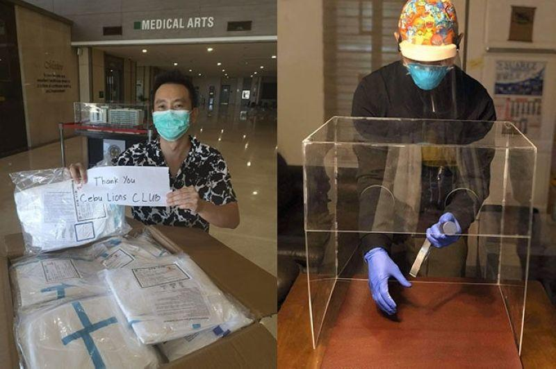 Mandaue Anesthesia Specialists thanks donors