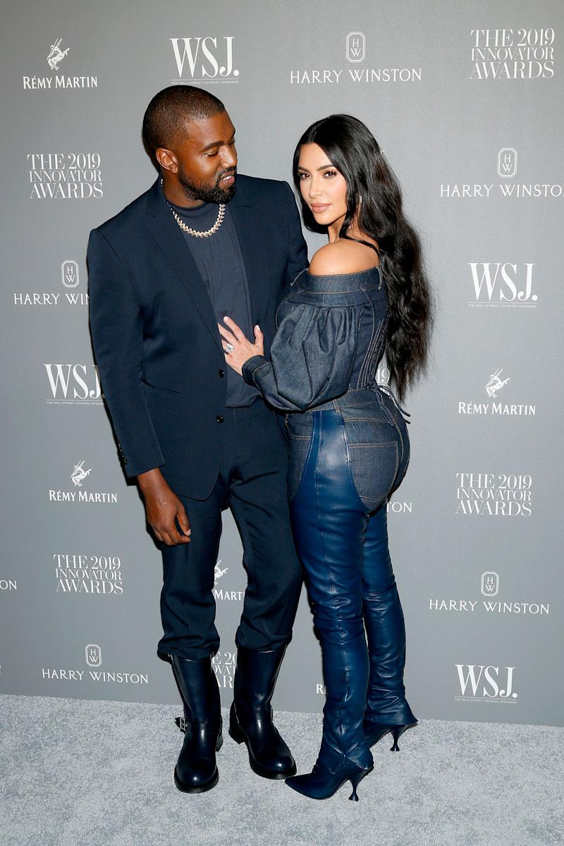The Blast shares the meaning behind Kanye West's gift to wife Kim Kardashian