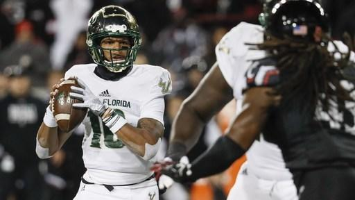 FBS transfer QBs seek to make mark in FCS