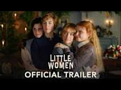 """<p><a href=""""https://www.elle.com/uk/life-and-culture/a30312425/timothee-chalamet-saoirse-ronan-florence-pugh-little-women-cast-interview/"""" rel=""""nofollow noopener"""" target=""""_blank"""" data-ylk=""""slk:Saoirse Ronan, Florence Pugh, Emma Watson, Eliza Scanlen, Timothee Chamalet, Laura Dern and Meryl Streep formed the all-star cast"""" class=""""link rapid-noclick-resp"""">Saoirse Ronan, Florence Pugh, Emma Watson, Eliza Scanlen, Timothee Chamalet, Laura Dern and Meryl Streep formed the all-star cast</a> of last year's Christmas release and <a href=""""https://www.elle.com/uk/life-and-culture/a30377643/greta-gerwig-february-2020/"""" rel=""""nofollow noopener"""" target=""""_blank"""" data-ylk=""""slk:Greta Gerwig's"""" class=""""link rapid-noclick-resp"""">Greta Gerwig's</a> remake of the classic novel, Little Women. While the whole film about the March sisters isn't set around Christmas (it does follow them through a period of time, after all), the Christmas scenes - and the film in general - brings that family, festive and togetherness vibe that Christmas should have,</p><p>- <strong>Olivia Blair</strong>, <strong>Digital News Editor</strong></p><p><a href=""""https://www.youtube.com/watch?v=AST2-4db4ic"""" rel=""""nofollow noopener"""" target=""""_blank"""" data-ylk=""""slk:See the original post on Youtube"""" class=""""link rapid-noclick-resp"""">See the original post on Youtube</a></p>"""