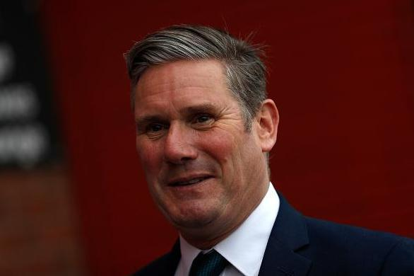Sir Keir has sought to exploit the disarray (Getty Images)