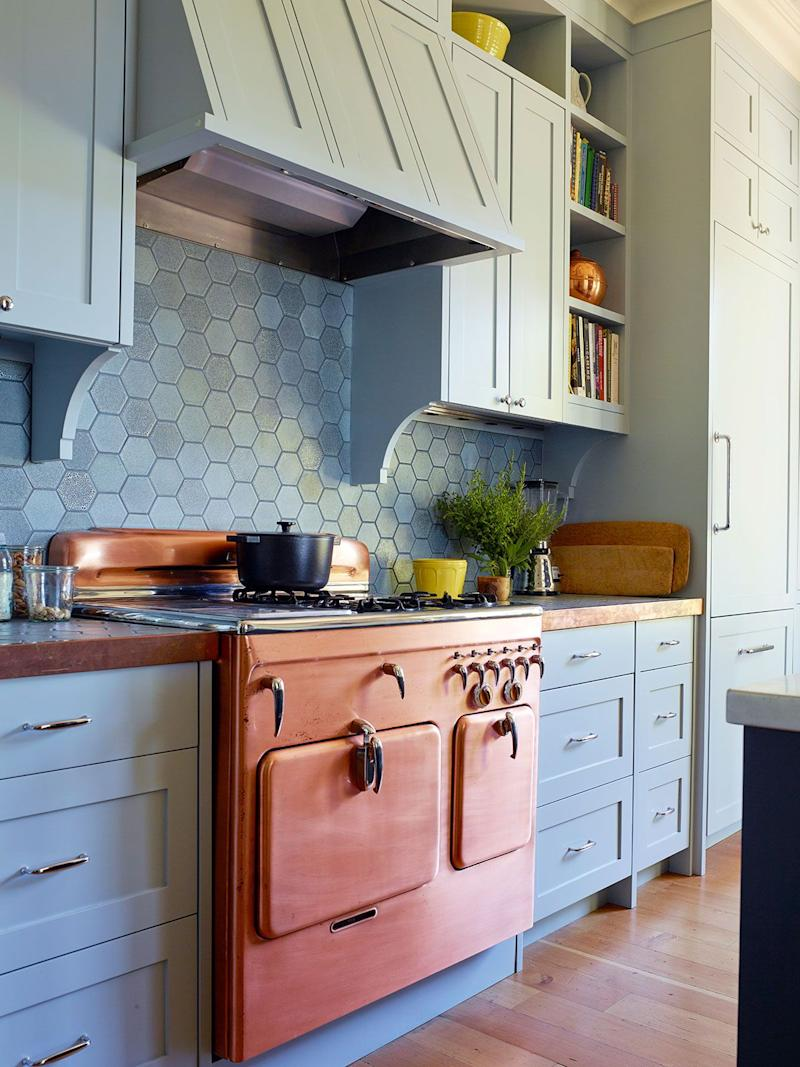 Kitchen Backsplash Trends 2020.This Wildly Popular Kitchen Backsplash Tile Trend Is Cooling Off