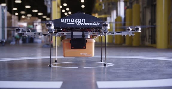 Amazon's FAA Approval May Not Give Commercial Drones a Lift