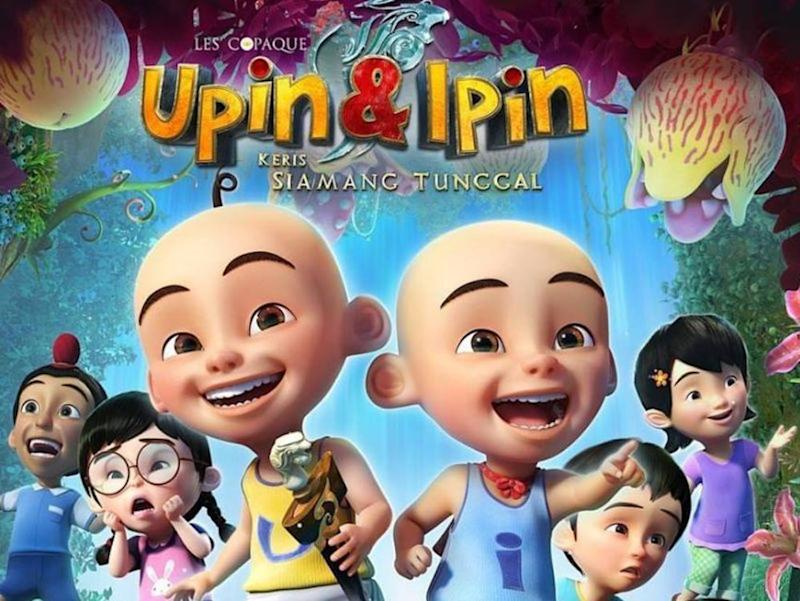 Les' Copaque Production is the company behind the massively popular local animation series 'Upin & Ipin'. — Picture via Facebook/Naziatul Azrin