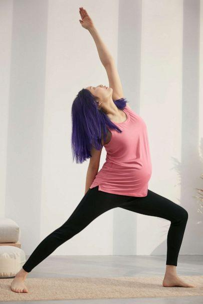 PHOTO: Adidas has unveiled the label's first maternity collection. (Adidas)