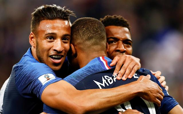 France are through to the World Cup 2018 final - but who will join them? England, or Croatia? - Anadolu