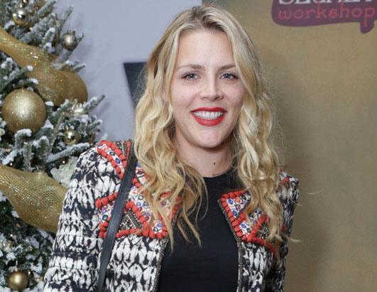 Busy Philipps attends the 3rd Annual Santa's Secret Workshop Benefiting LA Family Housing at Andaz Hotel, Dec. 7, 2013 in Los Angeles, Calif