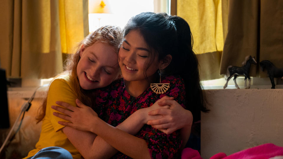 Based on a series of books by Ann M. Martin, 'The Baby-Sitters Club' returns for a second season on Netflix. (Kailey Schwerman/Netflix)