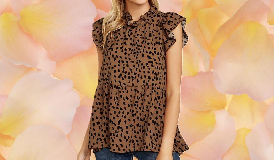 One of those very rare times in life when you'll be glad to see spots before your eyes. (Photo: Walmart)