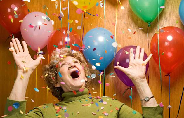 Think a retirement party will never happen is you're self-employed? It can happen. (Thinkstock)
