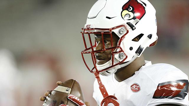 Heisman Trophy winner Lamar Jackson returns to lead Louisville in 2017. Here are three things to look for this spring from the Cardinals.