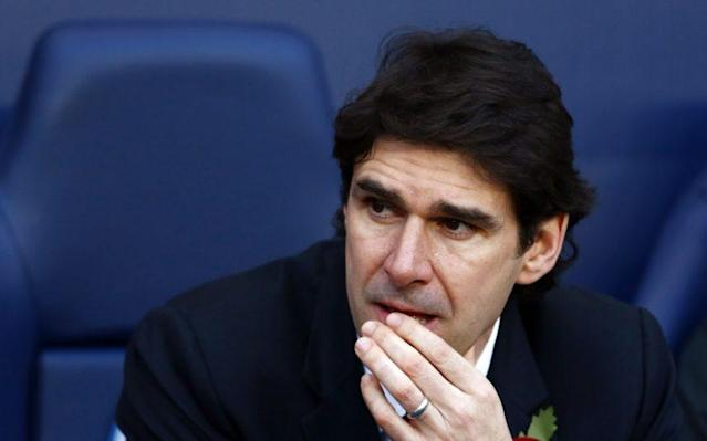 <span>Karanka was sacked by Middlesbrough on Thursday</span> <span>Credit: Rex Features </span>