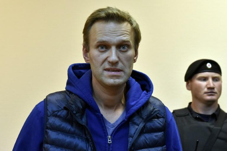 Russian opposition leader Alexei Navalny had planned to fly  Strasbourg, where the European Court of Human Rights was expected to deliver a ruling on whether his detentions in Russia this year were politically motivated