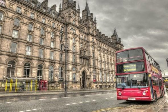 Bus lanes scrapped for nine-month trial in Liverpool