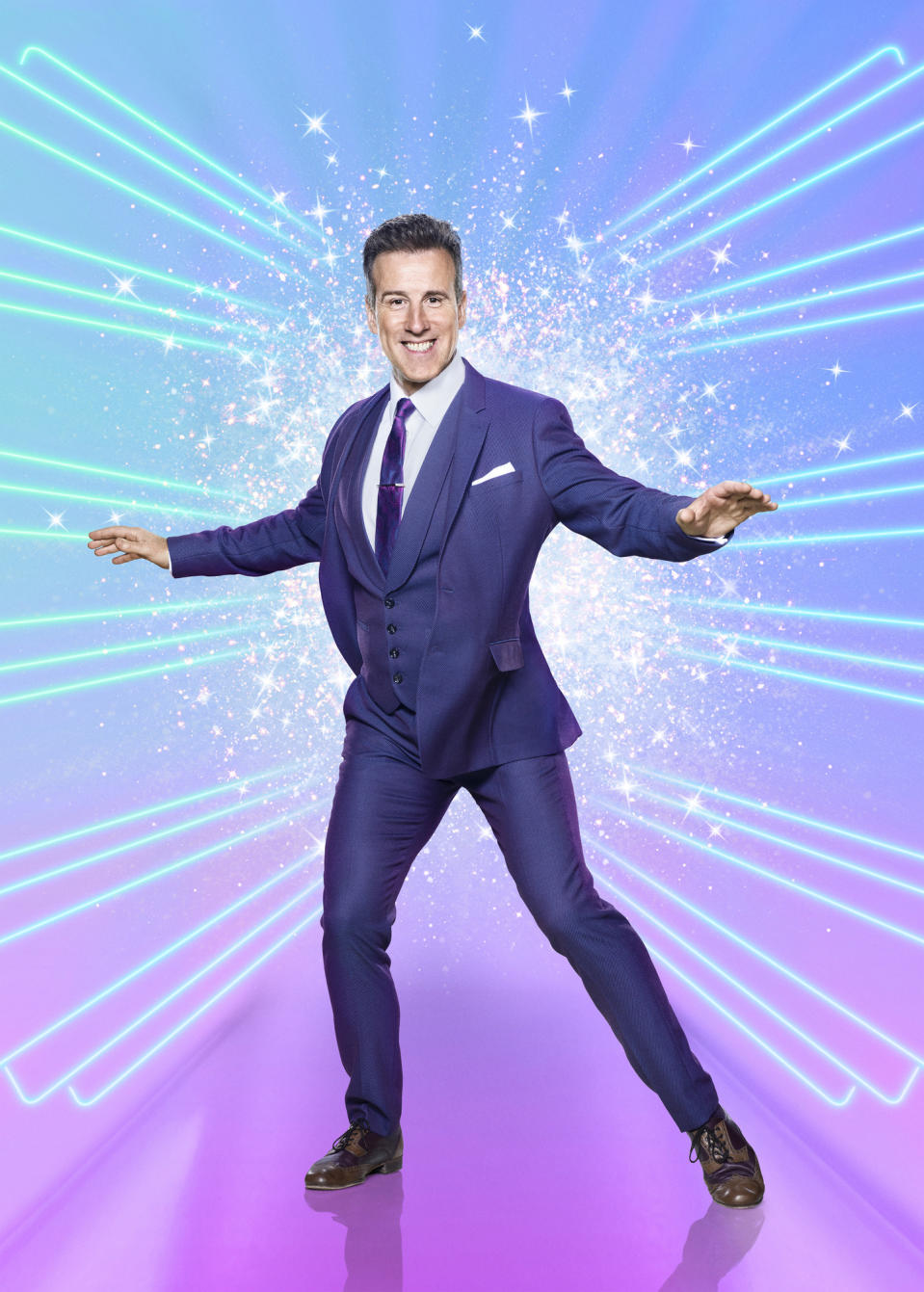Programme Name: Strictly Come Dancing - TX: 17/10/2020 - Episode: Launch show (No. n/a) - Picture Shows:  Anton Du Beke - (C) BBC - Photographer: Ray Burmiston