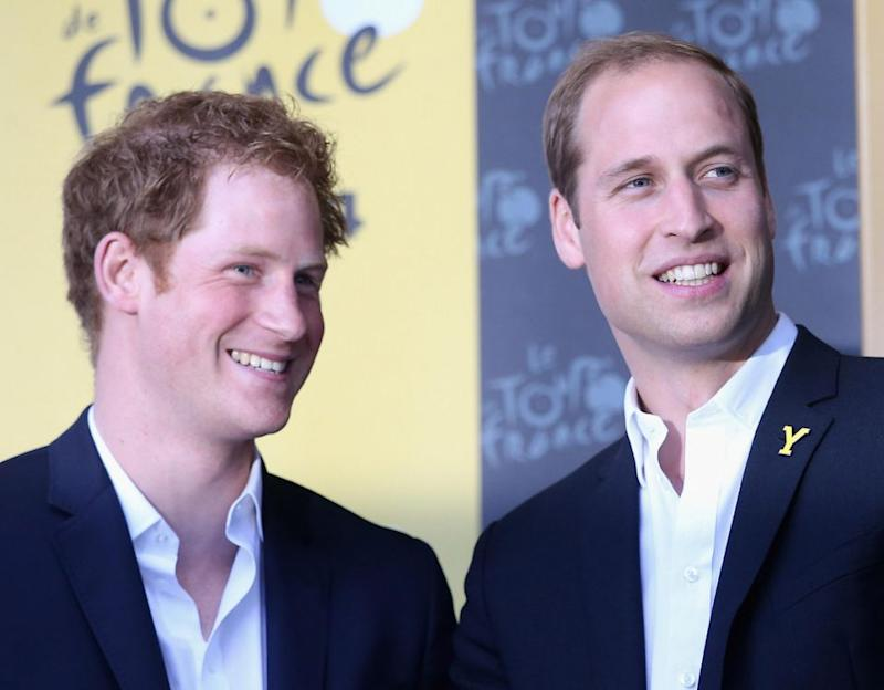 There's one royal rule Prince Harry breaks all the time that Prince William isn't supposed to. Photo: Getty Images