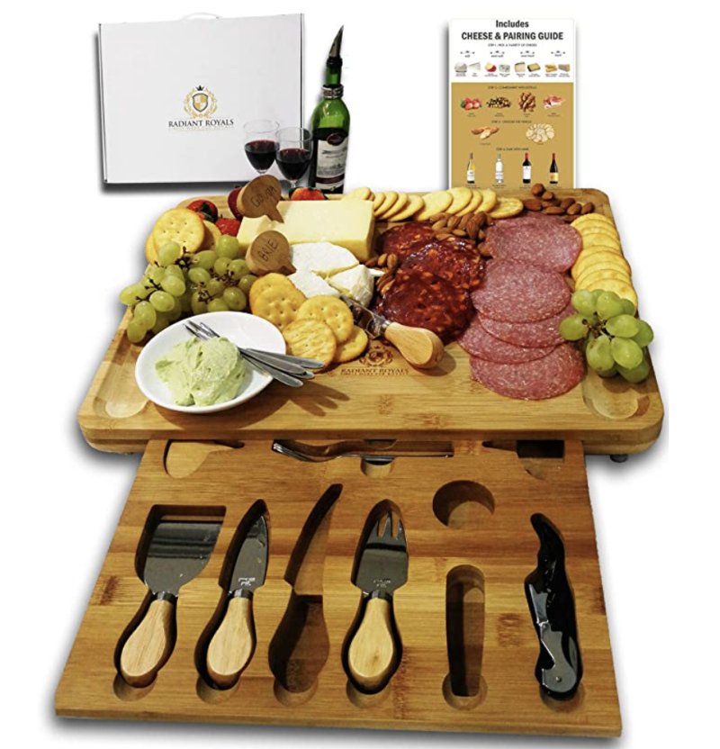 Cheese board. (PHOTO: Amazon)