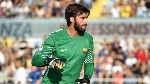 With his future believed to be at Liverpool, Alisson left what seems to be a farewell message for Roma supporters.