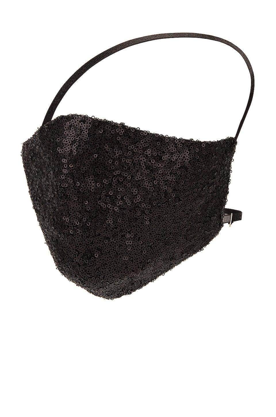 <p>Add a little personality to your mask with this sequin <span>Katie May Disco Ball Face Mask</span> ($19, originally $26). It'll make you smile wearing it.</p>