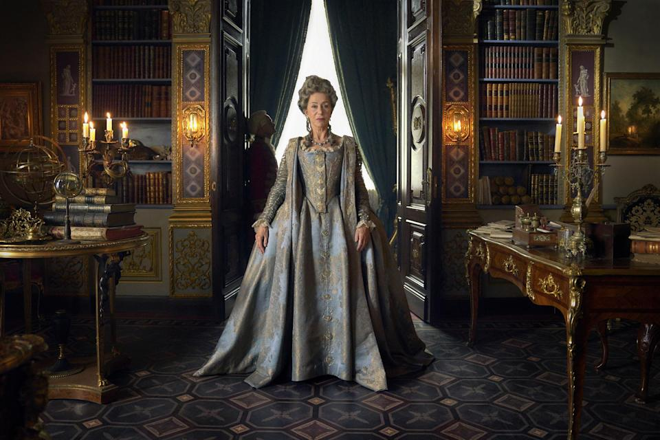 Is there anyone better at playing formidable historic female leaders than Helen Mirren? We think not. Catch her in this period piece about Russia's Catherine the Great.