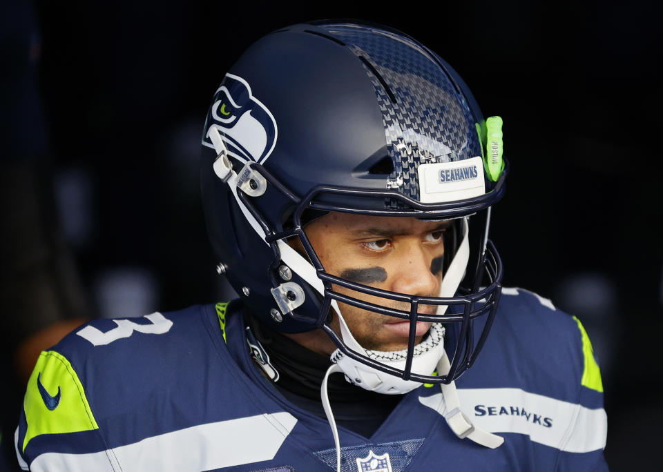 Russell Wilson didn't make the letter this year. (Photo by Steph Chambers/Getty Images)