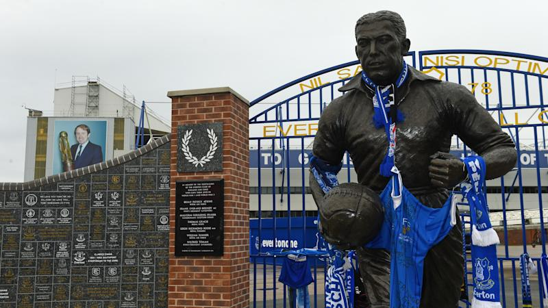 Everton assisting police with enquiries after Dixie Dean statue incident