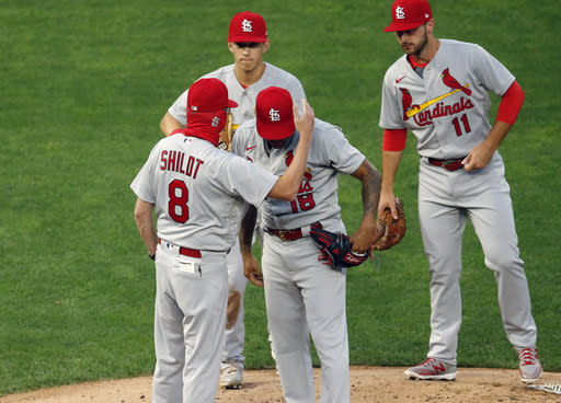 Cardinals report additional positive test for coronavirus; game vs. Cubs postponed
