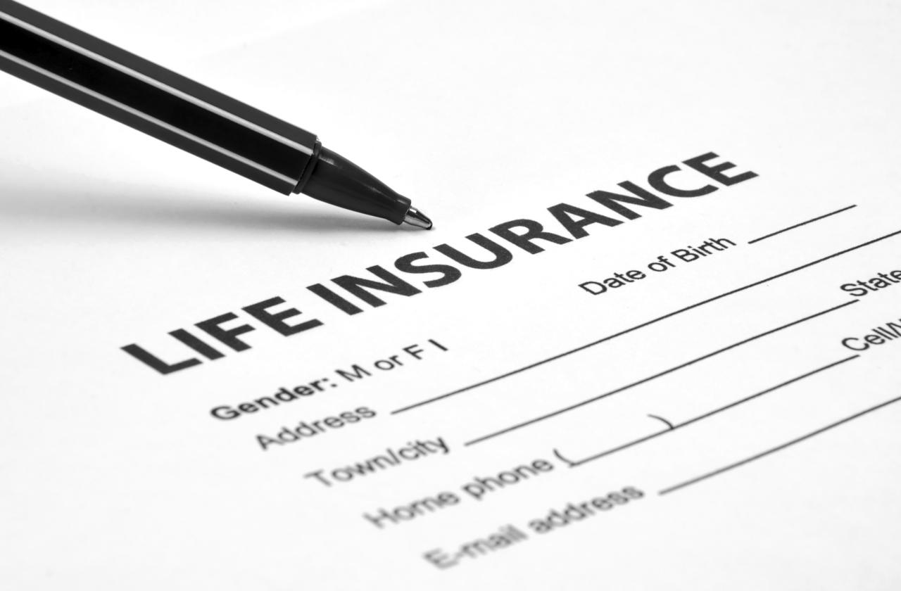 Four insurance policies everyone must have