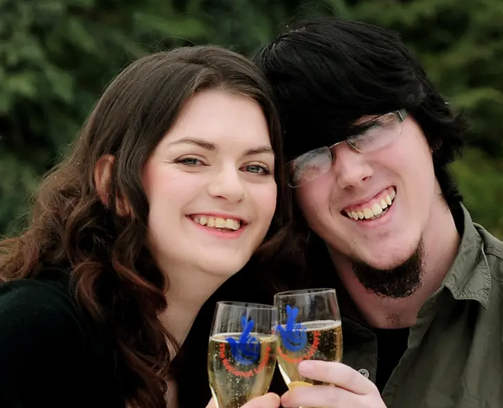 Matt Topham, who denies causing death by dangerous driving, won the EuroMillions jackpot in 2012. (PA)