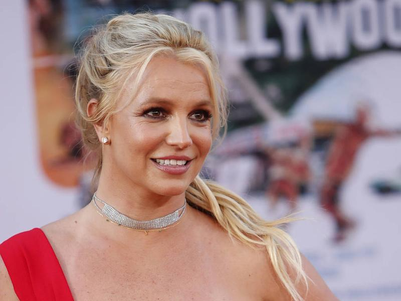 Britney Spears' son claims she might 'quit' music