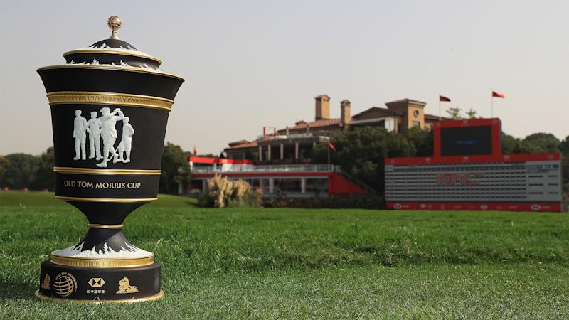 WGC-HSBC Champions in China cancelled because of coronavirus restrictions
