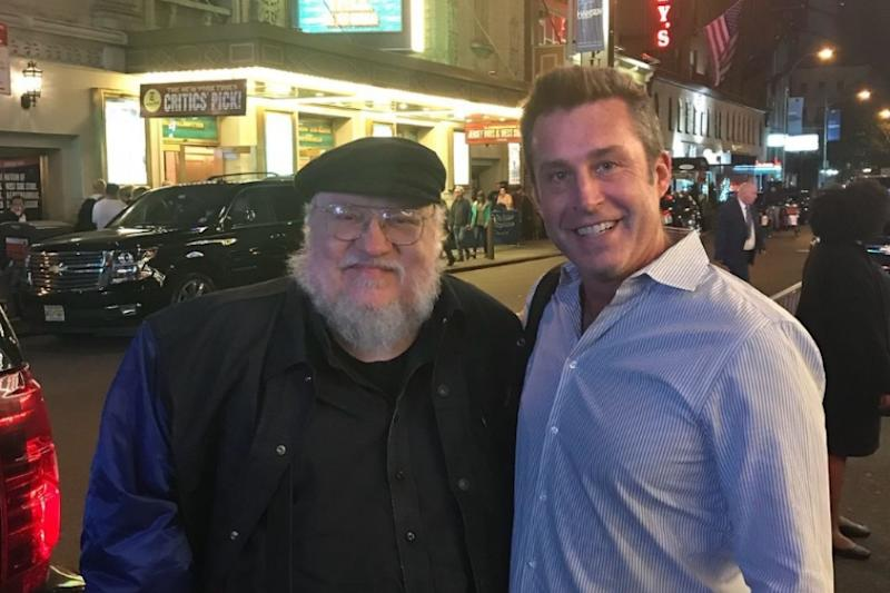 When 'GoT' Writer George RR Martin Unwittingly Fulfilled a Dying Fan's Wish