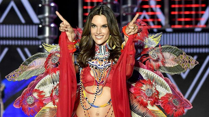 Alessandra Ambrosio Reveals The 2017 Victoria's Secret Fashion Show Will Be Her Last (Exclusive)