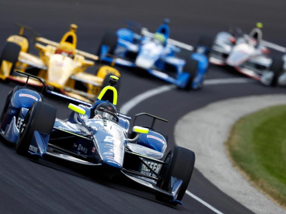 The Indianapolis 500 is billed as The Greatest Spectacle in Racing (Getty)