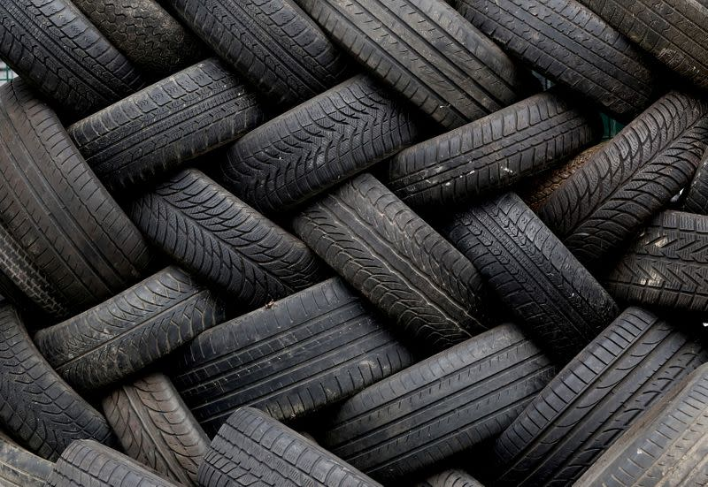 Tyre industry pushes back against evidence of plastic pollution