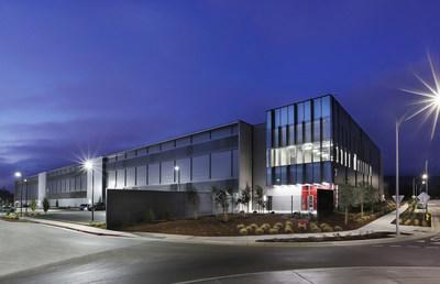 SV10, the newest Equinix Silicon Valley data center