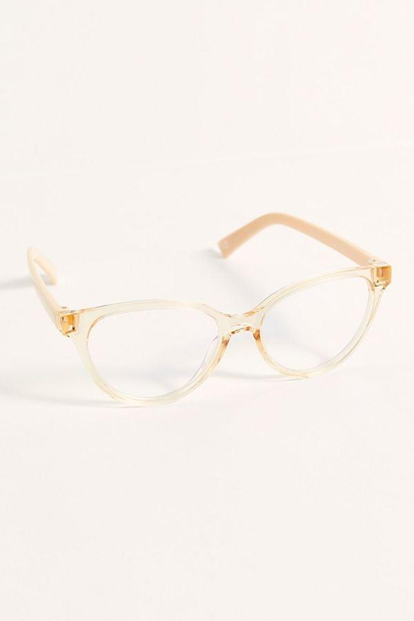 """<p>Chances are you're constantly looking at a screen - your phone, your TV, or your laptop - which means you've got to protect your eyes from blue light. We recommend a stylish pair of glasses like the <a href=""""https://www.popsugar.com/buy/Art-Snore-Blue-Light-Glasses-571140?p_name=The%20Art%20Of%20Snore%20Blue%20Light%20Glasses&retailer=freepeople.com&pid=571140&price=40&evar1=fit%3Aus&evar9=47444628&evar98=https%3A%2F%2Fwww.popsugar.com%2Ffitness%2Fphoto-gallery%2F47444628%2Fimage%2F47444639%2FArt-Snore-Blue-Light-Glasses&prop13=mobile&pdata=1"""" class=""""link rapid-noclick-resp"""" rel=""""nofollow noopener"""" target=""""_blank"""" data-ylk=""""slk:The Art Of Snore Blue Light Glasses"""">The Art Of Snore Blue Light Glasses</a> ($40). </p>"""