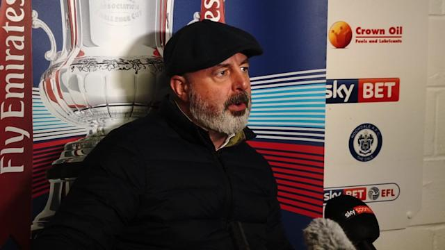 League One side Rochdale will play Tottenham in an FA Cup fifth round replay at Wembley - a fine reward for the club according to manager Keith Hill.