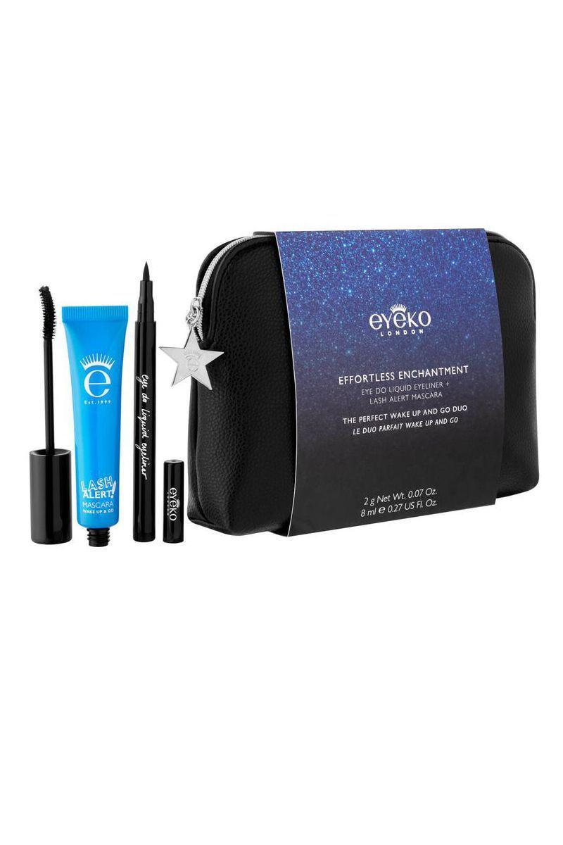 "<p><strong>Effortless Enchantment Holiday Kit</strong></p><p>eyeko.com</p><p><strong>$17.00</strong></p><p><a href=""https://go.redirectingat.com?id=74968X1596630&url=https%3A%2F%2Fwww.eyeko.com%2Feyeko-effortless-enchantment-christmas-kit-2020%2F12365778.html&sref=https%3A%2F%2Fwww.elle.com%2Fbeauty%2Fg34671473%2Fblack-friday-cyber-monday-beauty-deals-2020%2F"" rel=""nofollow noopener"" target=""_blank"" data-ylk=""slk:Shop Now"" class=""link rapid-noclick-resp"">Shop Now</a></p><p>Get everything you could want eye related at 30% off (including <a href=""https://www.elle.com/beauty/makeup-skin-care/a34656265/chrissy-teigen-nighttime-skincare-routine/"" rel=""nofollow noopener"" target=""_blank"" data-ylk=""slk:Chrissy Teigan"" class=""link rapid-noclick-resp"">Chrissy Teigan</a>'s <a href=""https://www.eyeko.com/mascara-off-wipes/11318068.html"" rel=""nofollow noopener"" target=""_blank"" data-ylk=""slk:favorite makeup remover wipes"" class=""link rapid-noclick-resp"">favorite makeup remover wipes</a>) plus a free Lash Culer duo when you spend $40.</p>"