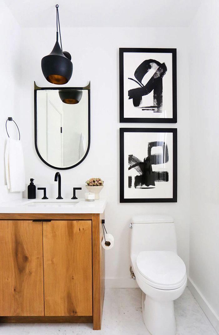 The Pros Have Spoken These Are The Best Small Bathroom Paint Colors
