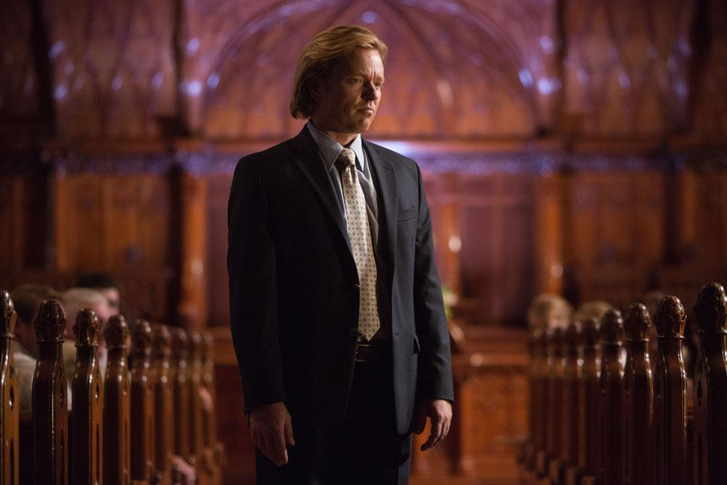 "Jonathan Scarfe as Reverand Calvin in the ""Grimm"" episode, ""The Good Shepherd."""