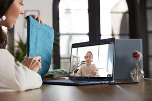 NEWS HIGHLIGHT: With the surge in video conferencing, the HP Elite Dragonfly Max delivers the most advanced collaboration experience in a business convertible [1] with a 5 MP camera.