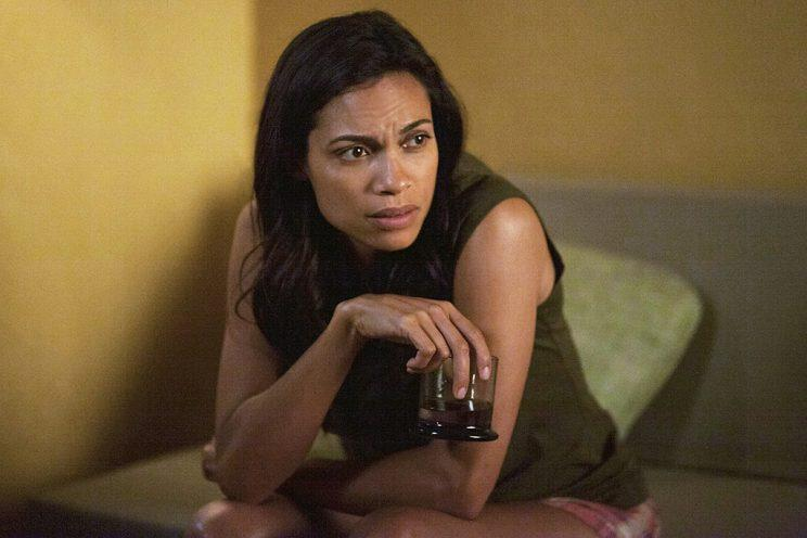 Rosario Dawson as Claire Temple in 'Iron Fist' (Credit: Netflix)