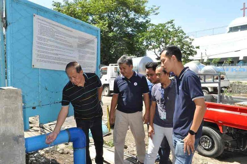 Tejero water supply improves with operation of private well