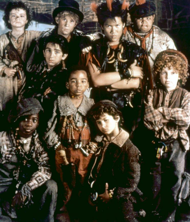 The Lost Boys from 'Hook' (Photo ©TriStar Pictures/courtesy Everett Collection)