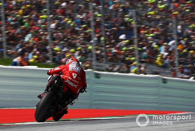 """Danilo Petrucci, Ducati Team <span class=""""copyright"""">Gold and Goose / LAT Images</span>"""