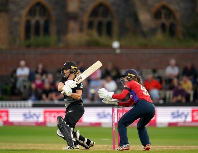 Sophie Devine impressed again for New Zealand