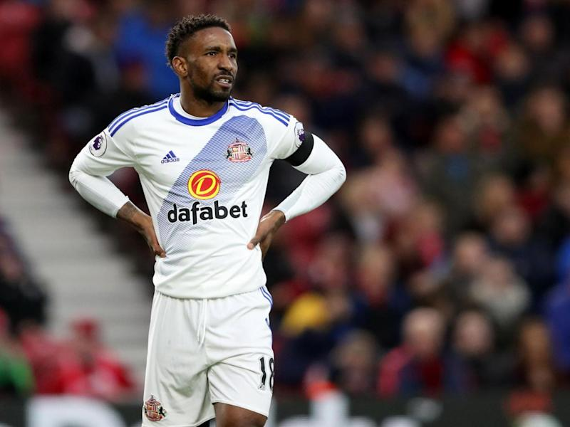 Defoe will likely leave the club in the summer (Getty)