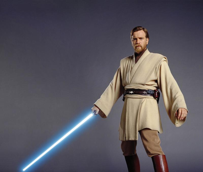 Ewan McGregor as Obi-Wan Kenobi in Star Wars: Episode III - Revenge of the Sith. | Twentieth Century Fox/Lucasfilm